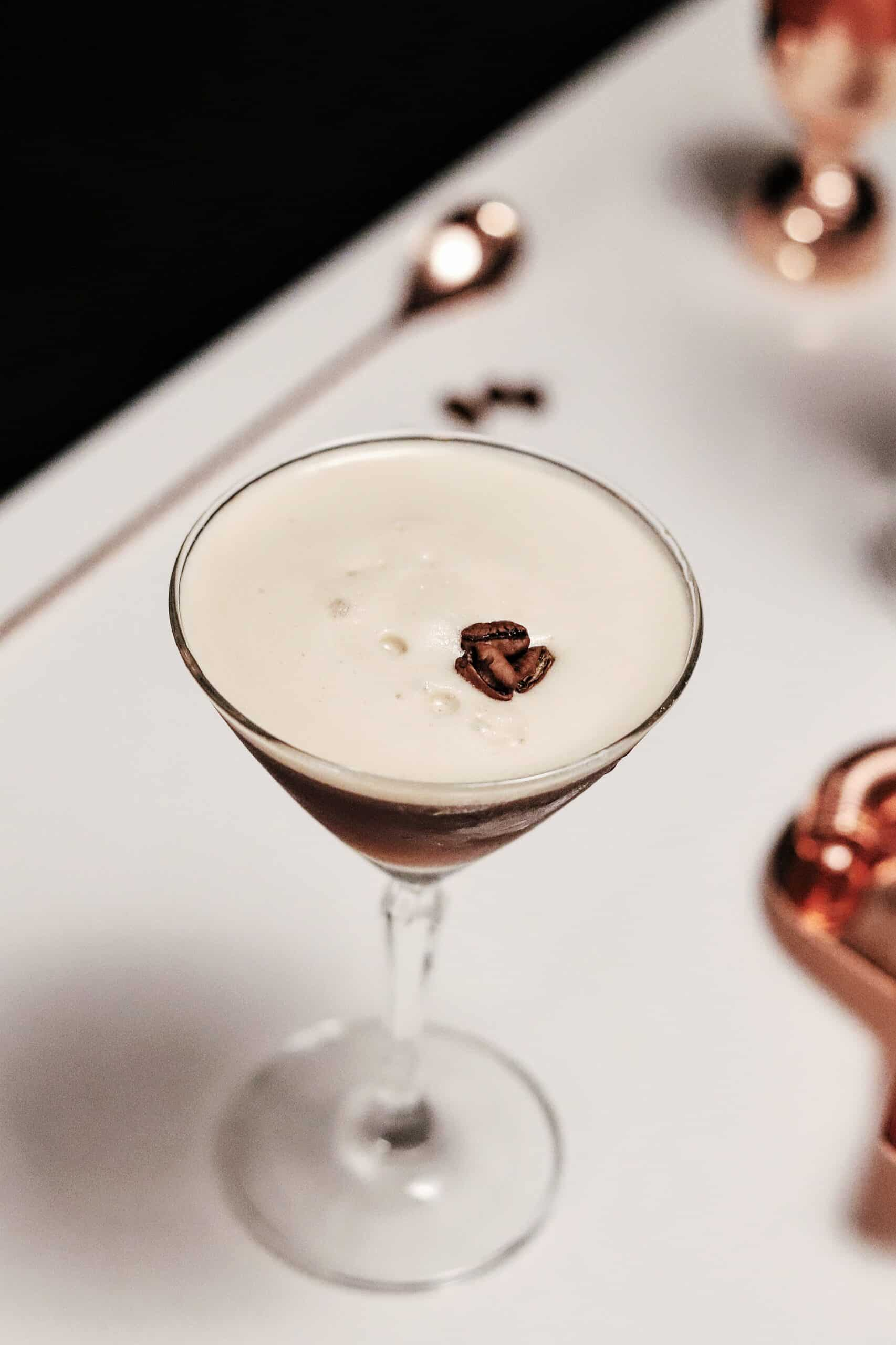 LeClair Organics specialty coffee, coffee roasters, best espresso martini coffee cocktail