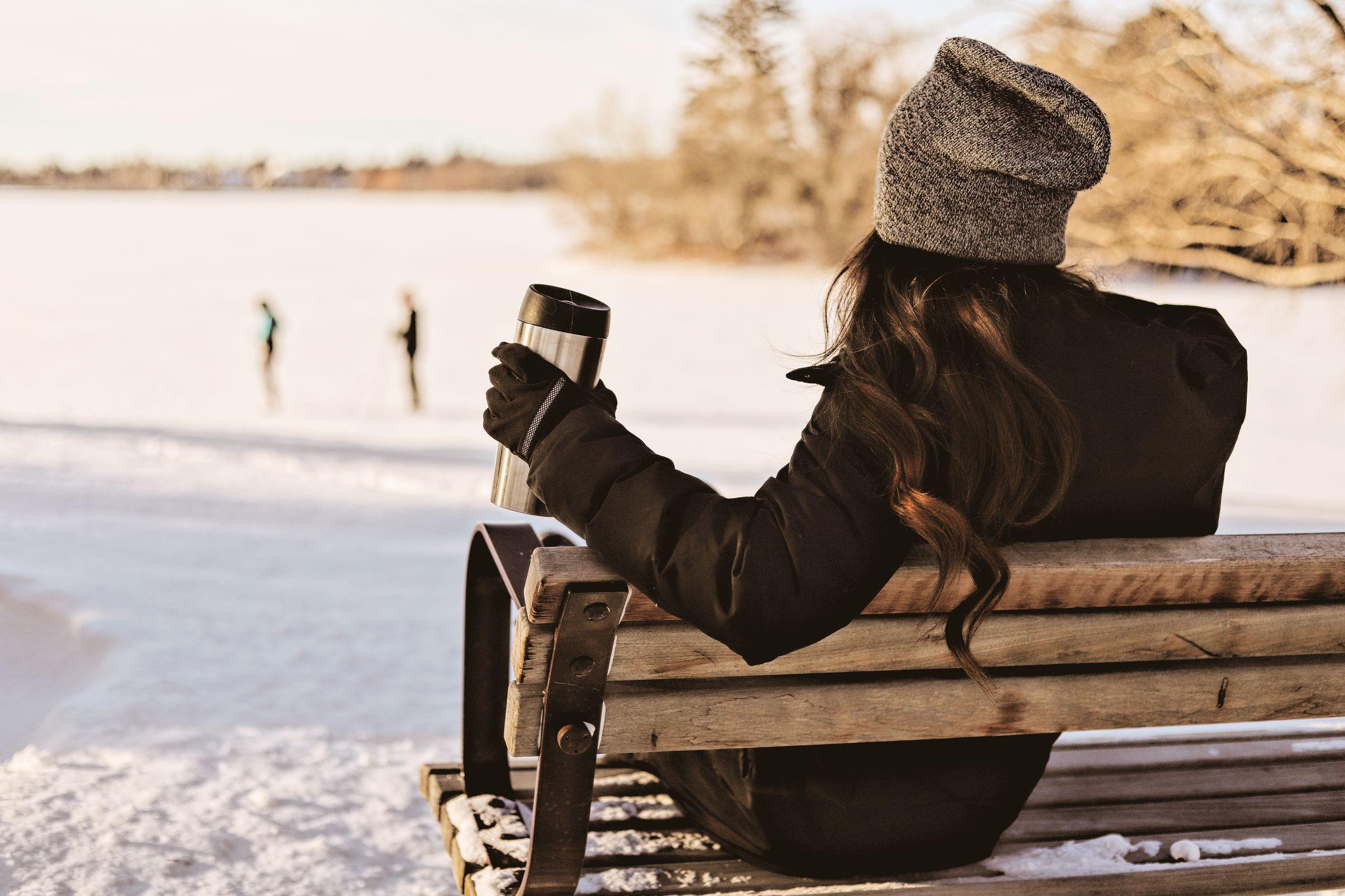 LeClair Organics Saskatoon coffee roaster, Regina Coffee, coffee Saskatoon, winter photoshoot with Amanda Ruller