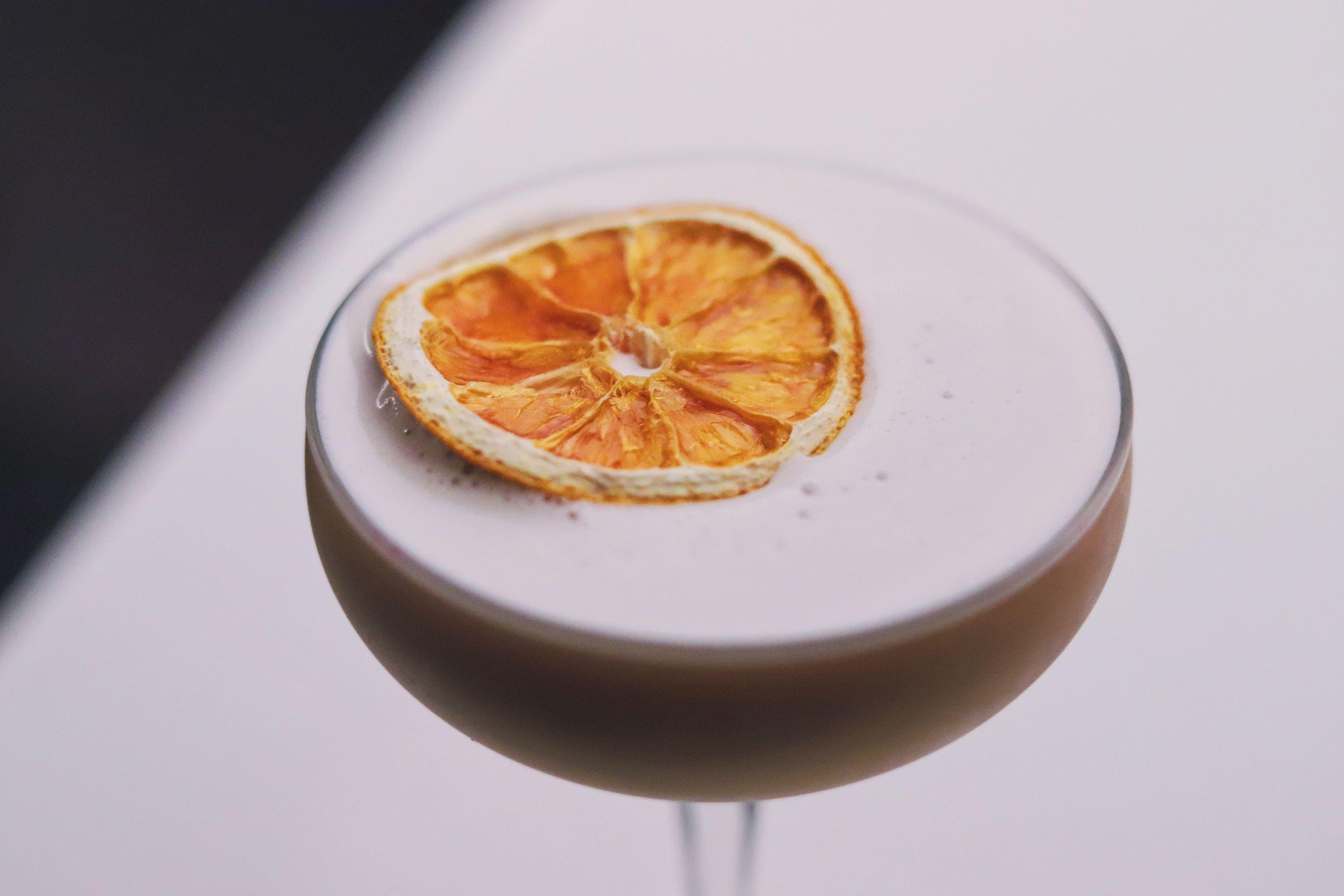 LeClair Organics Cascara Tea Cocktail, Coffee Berry Tea Cocktail