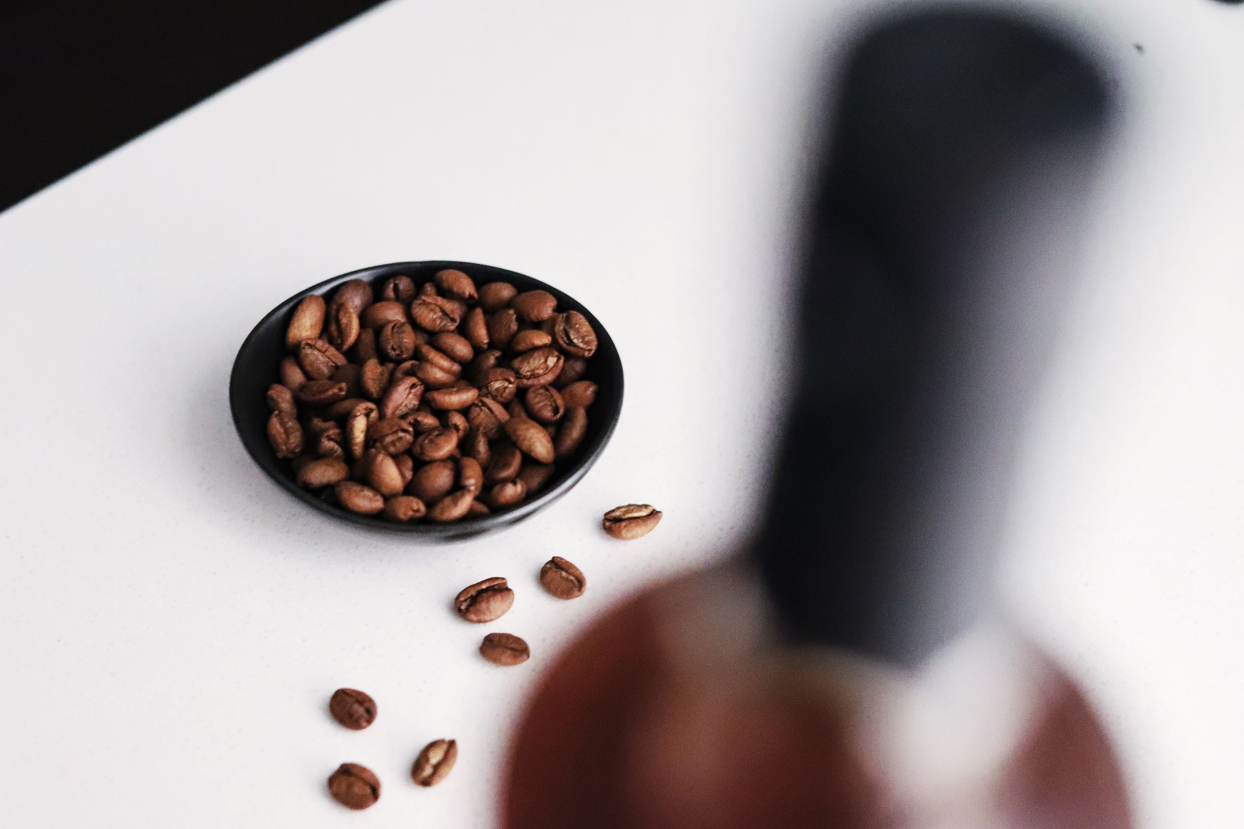 LeClair Organics Coffee Saskatoon, Coffee Roaster Saskatoon, using liberica coffee in a chai espresso martini coffee cocktail 7