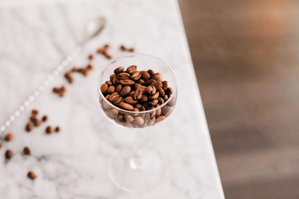 LeClair Organics Coffee Cocktails, espresso martini