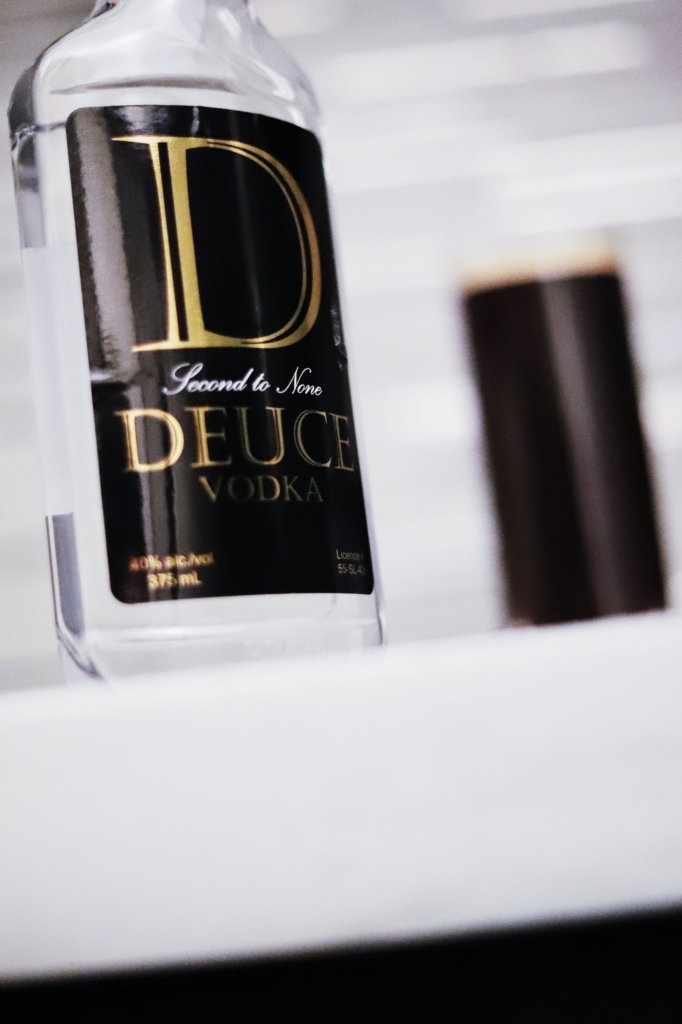 LeClair Organics Saskatoon coffee, coffee roaster Saskatoon, black Russian Coffee Cocktail using Deuce Vodka