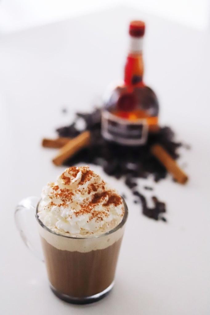Liberica Coffee Cocktail Grand Marnier citrus cream liberica latte