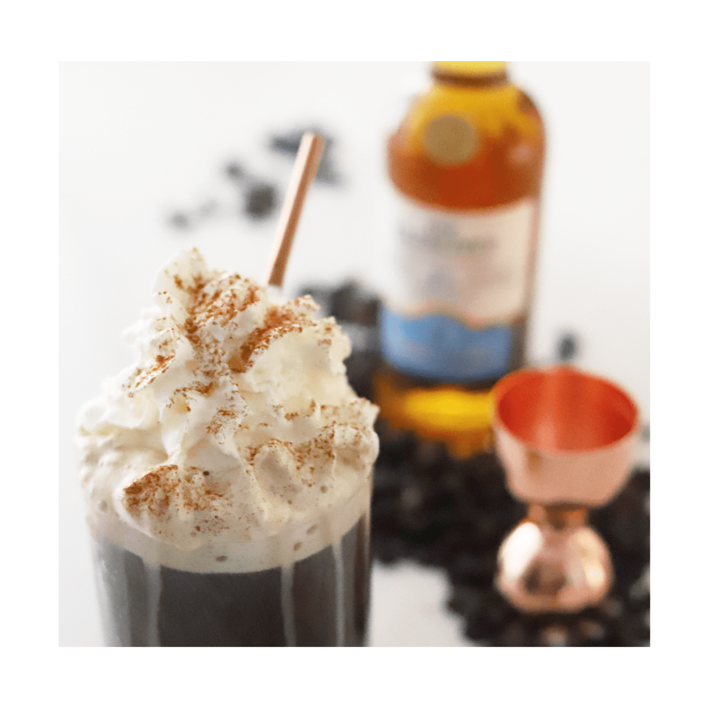 Liberica Scotch Coffee, Using The Glenlivet 12 Year old Single Malt Scotch Whisky coffee cocktails