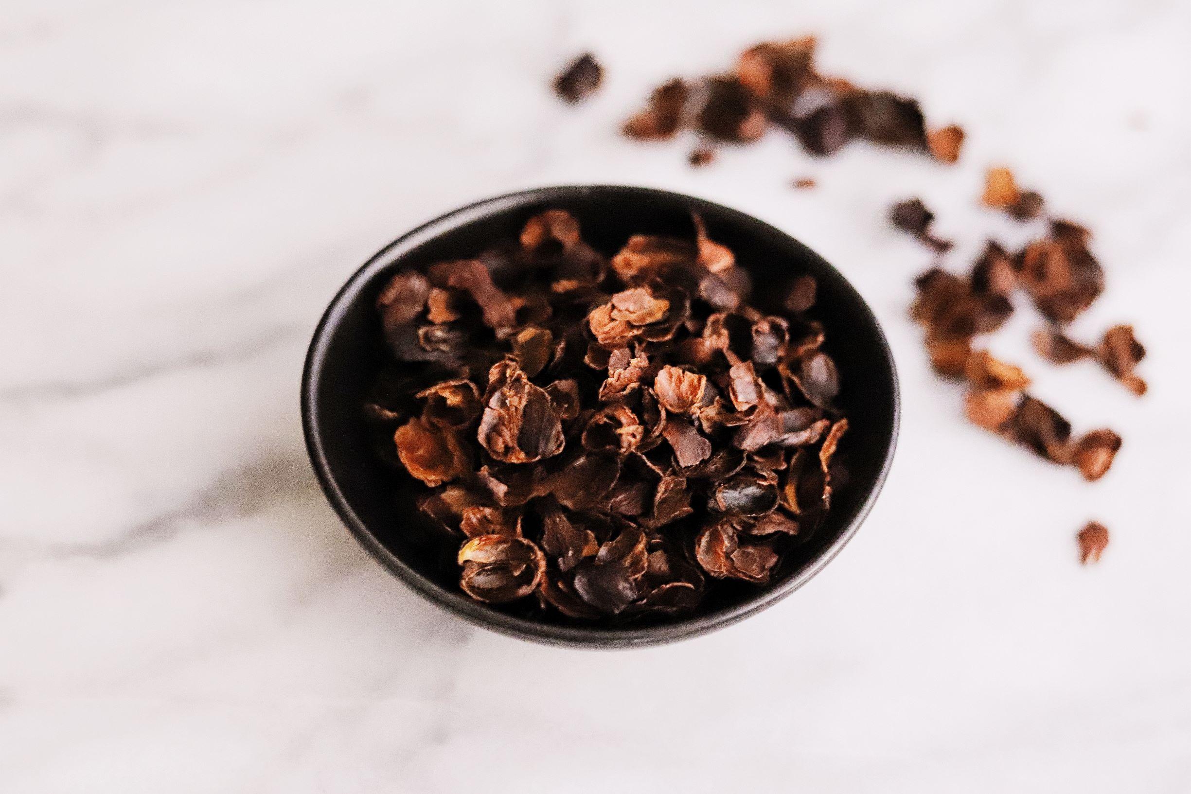 LeClair Organics cascara tea, coffee berry tea, coffee cherry tea, cascara latte and cascara cocktails Canada and USA