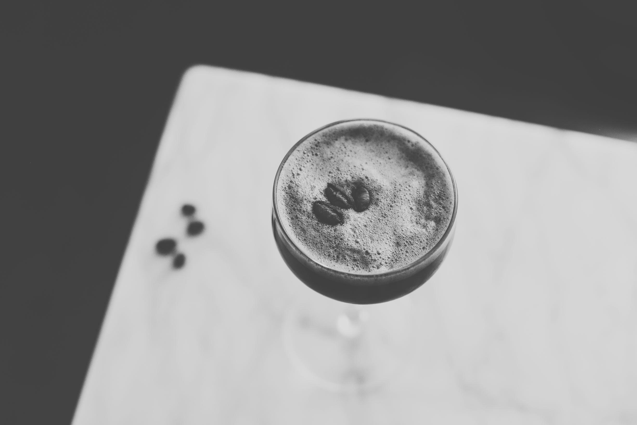 LeClair Organics coffee roaster, liberica coffee, amaro nonio quintessentia espresso martini 6