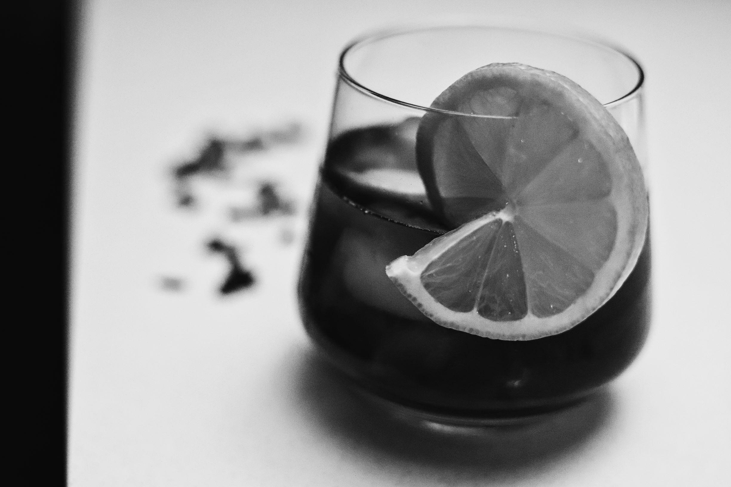 LeClair Organics coffee roaster saskatoon, coffee saskatoon, iced cascara tea cocktail with Vodka