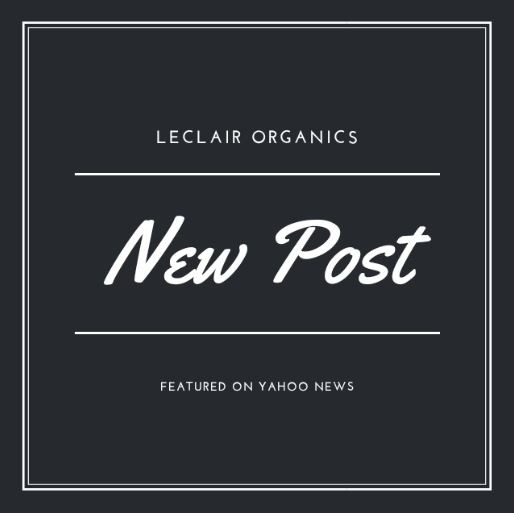 LeClair Organics cover picture as featured in Yahoo news, worlds rarest coffee species, specialty coffee