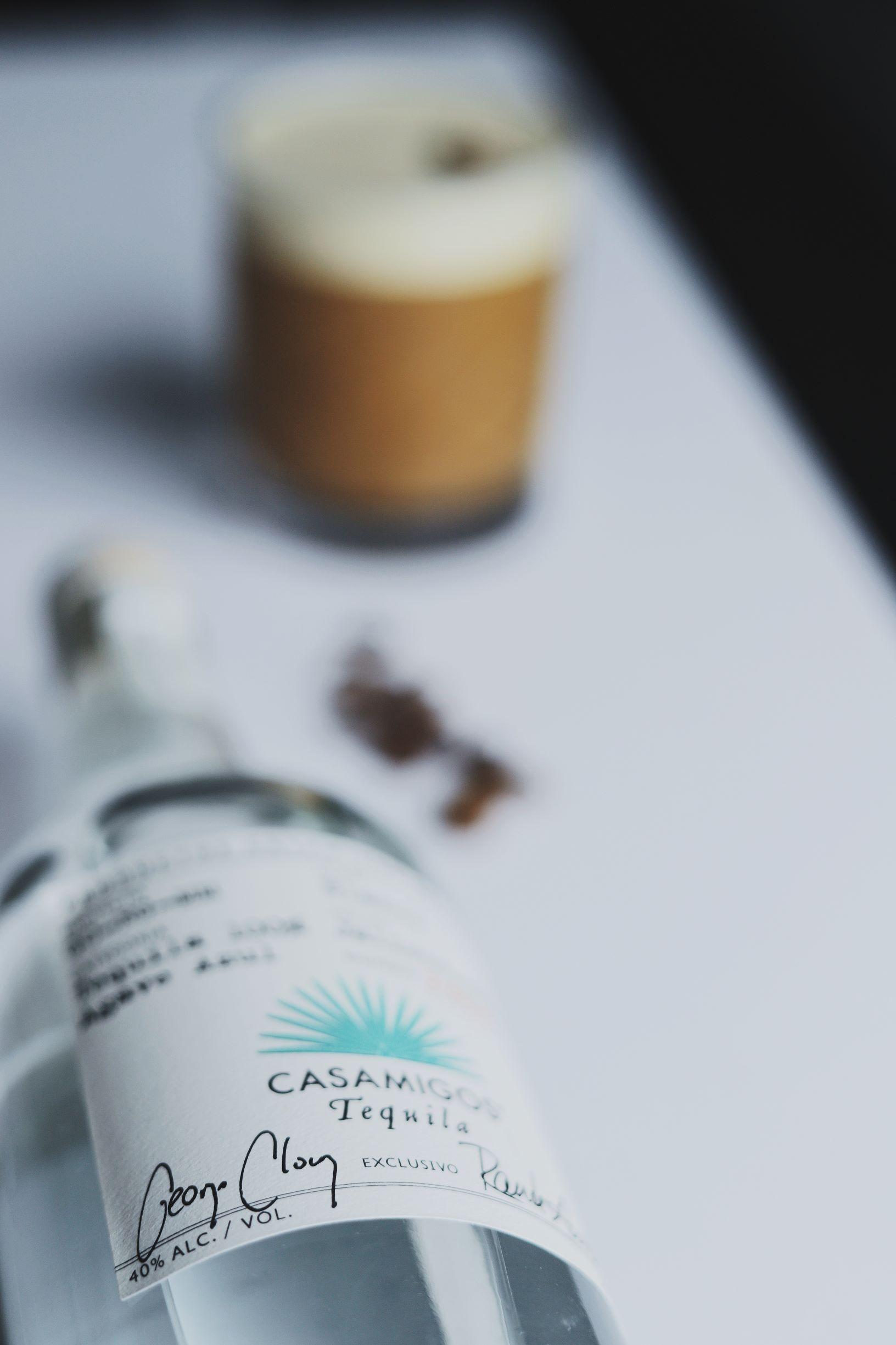 LeClair Organics Liberica Coffee, Casamigos Tequila Coffee Cocktail Recipe