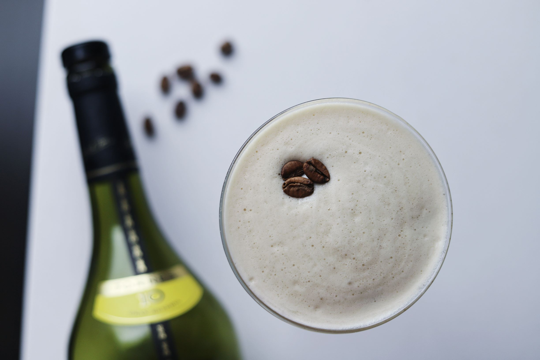 LeClair Organics Liberica coffee bean, brandy espresso martini recipe, coffee cocktails 13