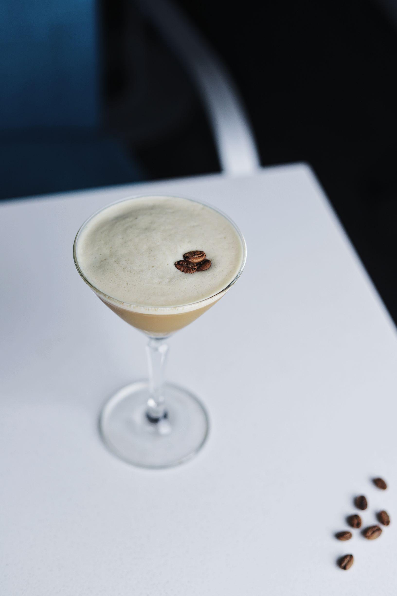 LeClair Organics Liberica coffee bean, brandy espresso martini recipe, coffee cocktails 19