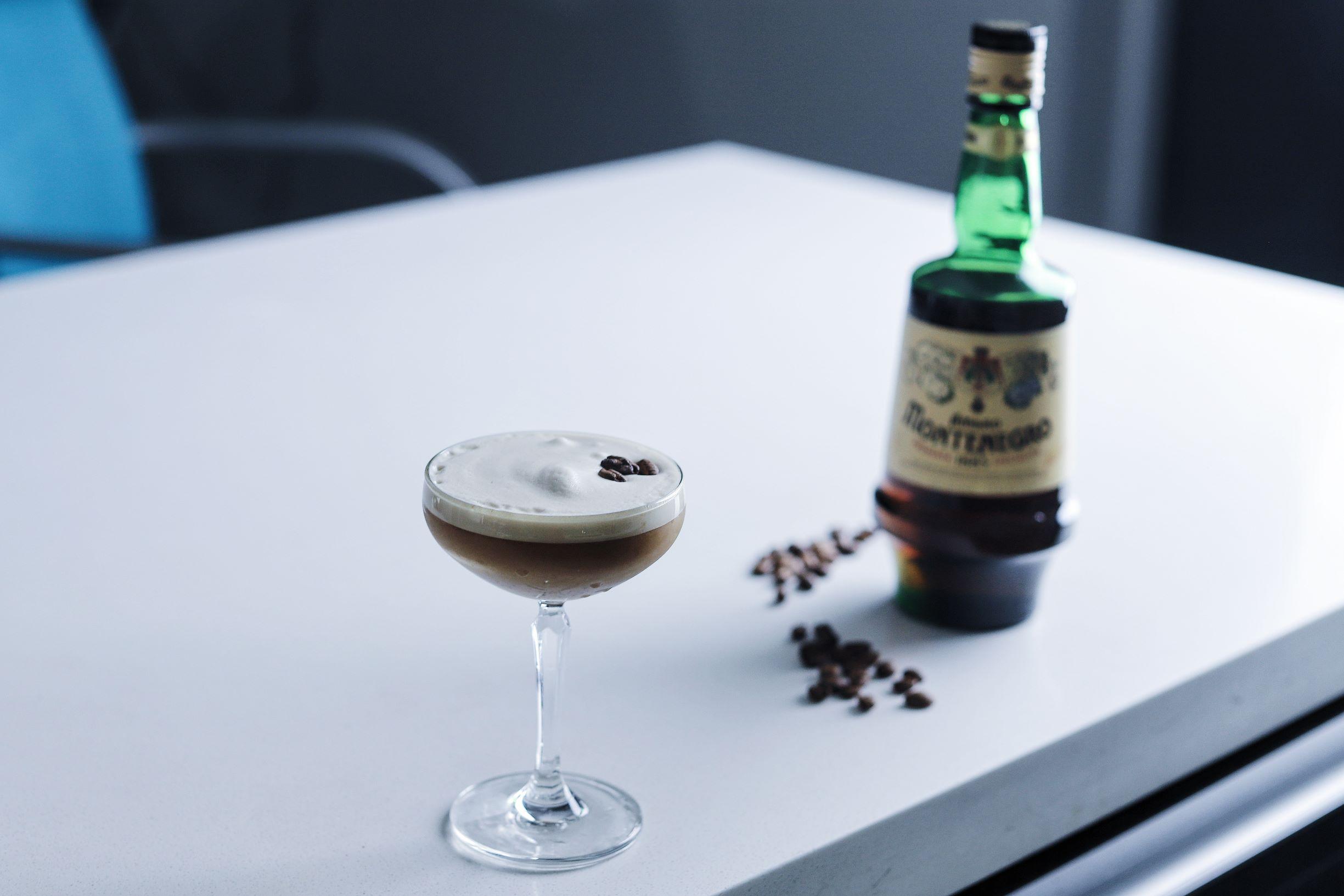 LeClair Organics Liberica specialty coffee, Amaro Montenegro espresso martini recipes