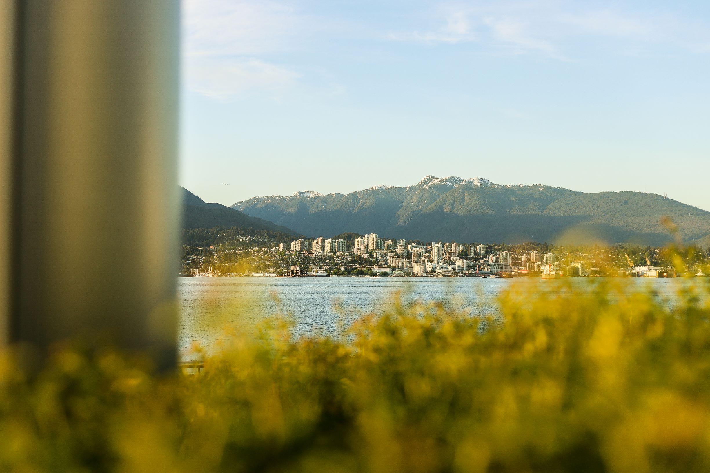 Vancouver Coffee, Vancouver Coffee Roasters LeClair Organics Photoshoot vancouver scenery